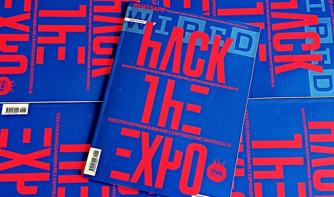 Wired, Hack the Expo