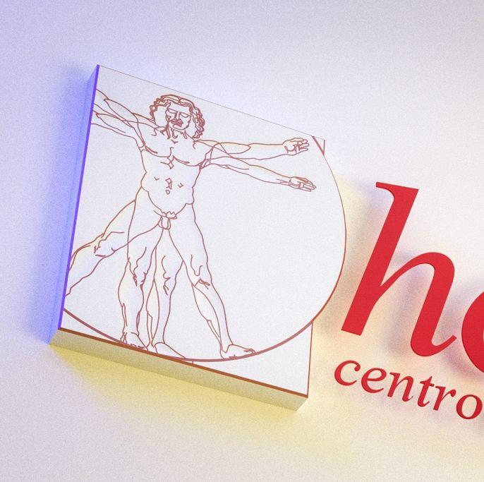 Logo animation per Hermes