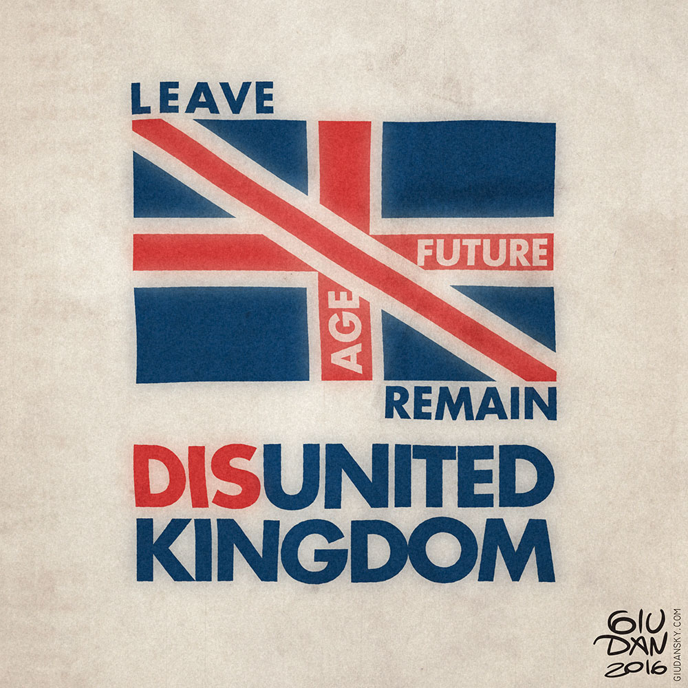 disunited kingdom eu referendum